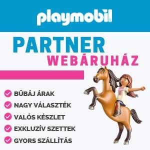 A Bűbáj Webjátékbolt hivatalos Playmobil Partner Webáruház