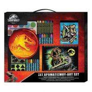Luna Jurassic World nagy kreatív szett bőröndben