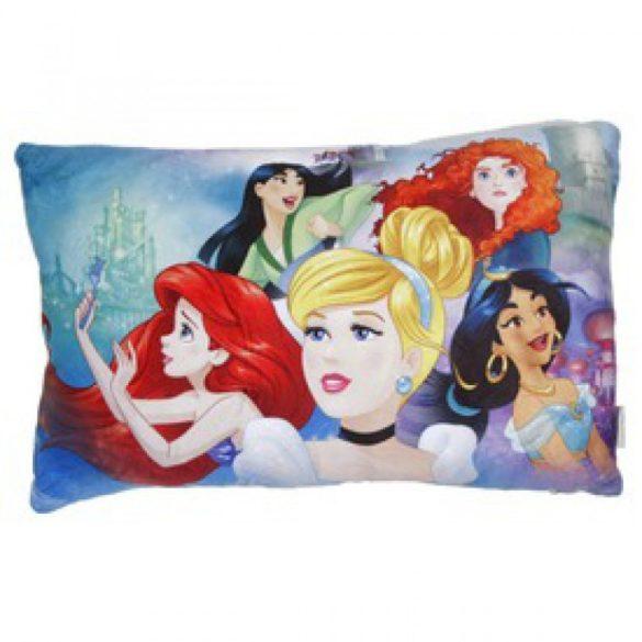 Díszpárna - Disney hercegnők 40 x 26 cm