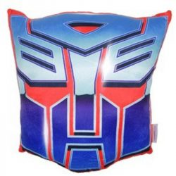 Díszpárna - Transformers Logo 30 cm
