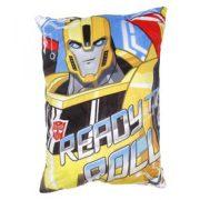 Díszpárna - Transformers - Bumblebee 38 x 30 x 15 cm