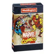 Waddingtons Number 1 - Marvel Comics Retro francia kártya