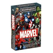 Waddingtons Number 1 - Marvel Universe francia kártya