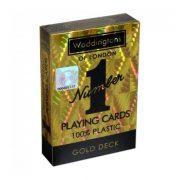 Waddingtons of London Nr.1. arany franciakártya
