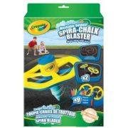 Crayola - Spirálozó szett, aszfaltkrétához