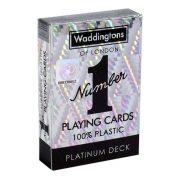 Waddingtons of London Nr. 1 - Platinum francia kártya