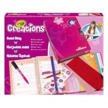 Crayola kedves naplóm