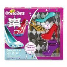Crayola - cipőtervező 5 db-os