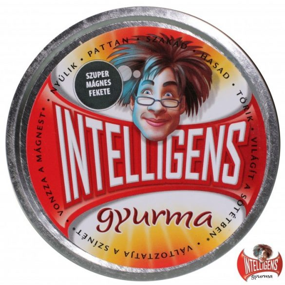Intelligens Gyurma 280 - Szupermágnes fekete