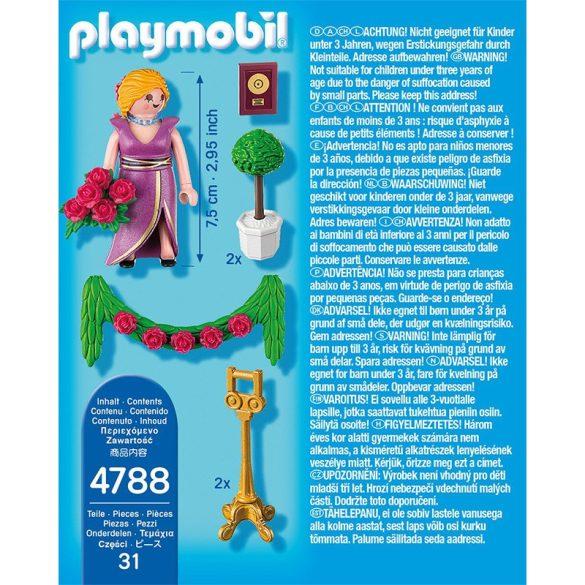 Playmobil Special Plus 4788 Híresség a díjátadón
