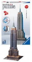 Ravensburger 12553 3D puzzle - Empire State Building (216 db-os)