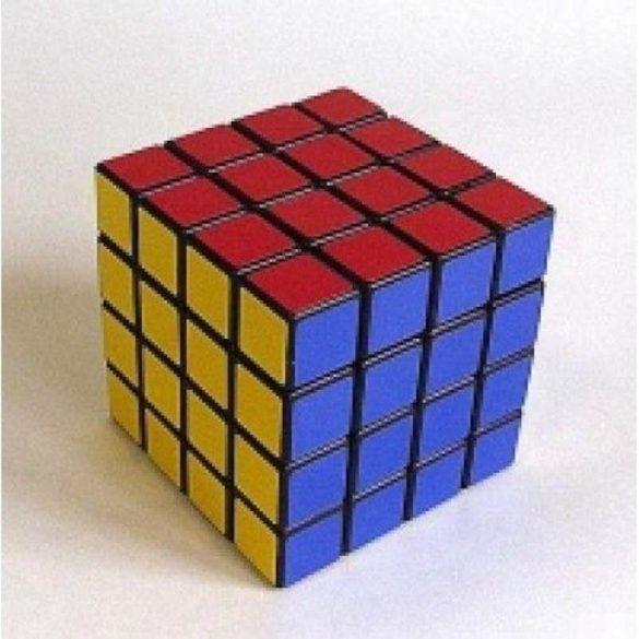 Rubik Bűvös kocka 4x4x4 - KÉK DOBOZOS