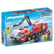 Playmobil 5337 Reptéri tűzoltóaautó