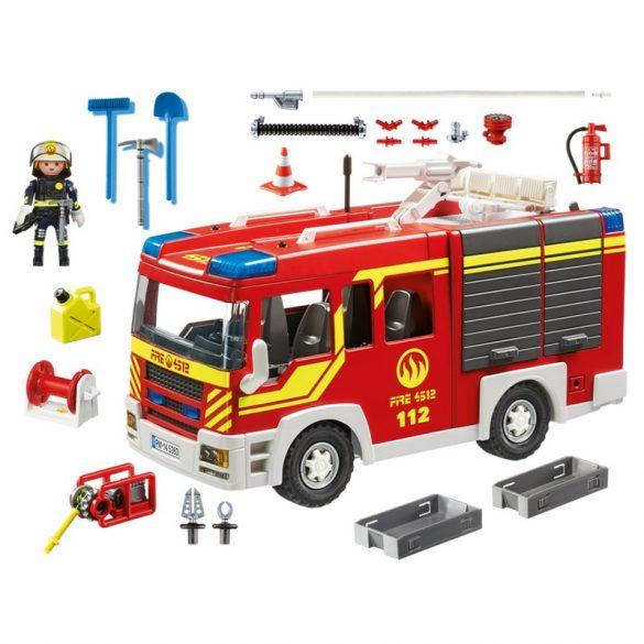 Playmobil City Action 5363 Műszaki mentő jármű