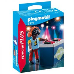Playmobil Special Plus 5377 DJ Z