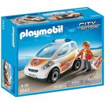 Playmobil 5543 Expressz mentőjármű