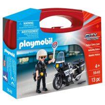 Playmobil 5648 Rendőrjárőr szett