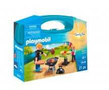 Playmobil 5649 Kerti grillezés szett