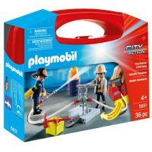 Playmobil 5651 Tűzoltás mesterfokon szett