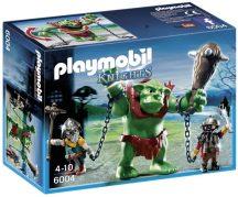 Playmobil 6004 Óriás troll és a törpharcosok