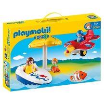 Playmobil 6050 Tengerparti sétarepülőzés