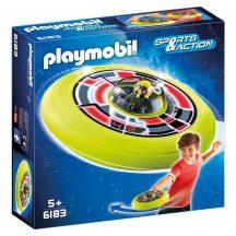 Playmobil 6183 Asztroreppentyű Frizbi