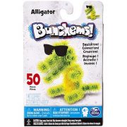 Bunchems PetPals állat formázó építőkészlet - ALIGÁTOR