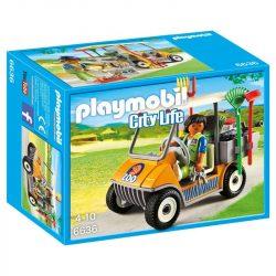 Playmobil 6636 Állatgondozó kis járgány