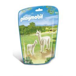 Playmobil 6647 Alpakák
