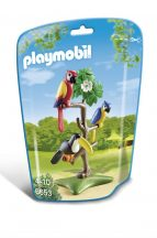 Playmobil 6653 Trópusi madarak