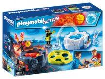 Playmobil 6831 Jeges hevület golyókatapult