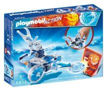 Playmobil 6832 Fagymanó a korongkilövőben
