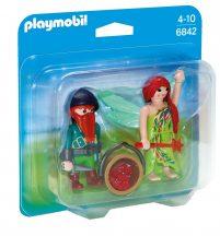 Playmobil 6842 Bíborfonat és Mesemanó kincsei Duo Pack