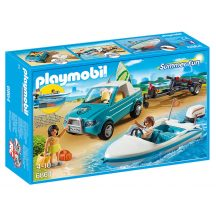 Playmobil 6864 Motorcsónak túra