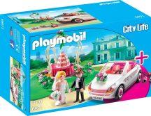 Playmobil 6871 Indulhatunk a nászútra! StarterSet