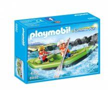 Playmobil 6892 Vadvízi evezés