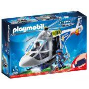 Playmobil 6921 Rendőrhelikopter keresőreflektorral