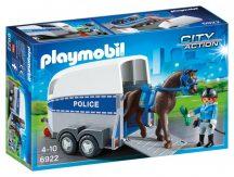 Playmobil 6922 Rendőrló szállítás
