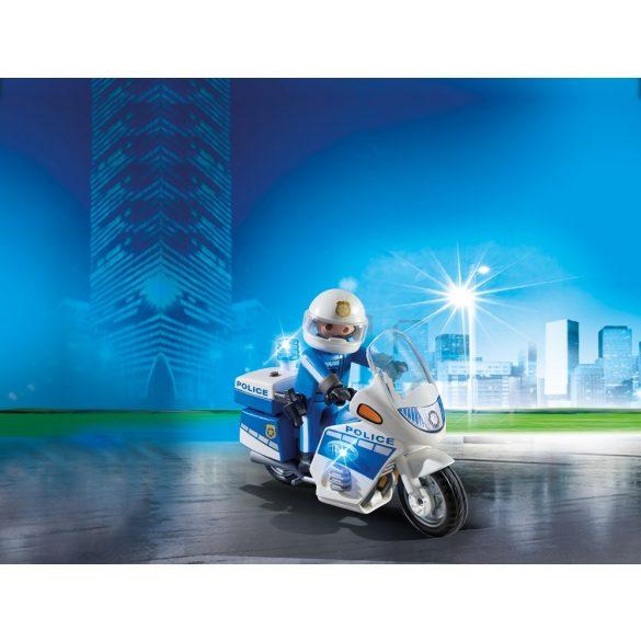 Playmobil 6923 Rendőrmotoros