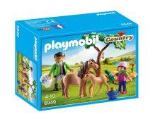 Playmobil 6949 Kiscsikó születik