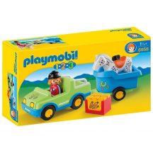 Playmobil 6958 Irány a lovarda!