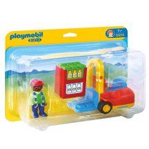 Playmobil 6959 Targoncás Tóbiás