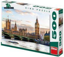 Dino puzzle - Westminster palota (500 db-os) 502208