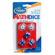 Math Dice - Egy kis matekocska társasjáték
