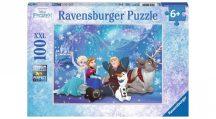 Ravensburger 10911 XXL Disney Jégvarázs puzzle - Elsa, a hókirálynő (100 db-os)