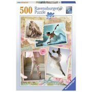 Ravensburger 14647 puzzle - Balerina (500 db-os)