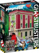 Playmobil 9219 Szellemírtók tűzoltóállomása