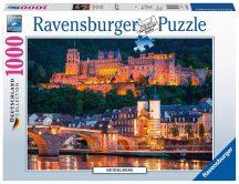 Ravensburger 19621 Deutschland Collection puzzle - Heidelberg (1000 db-os)
