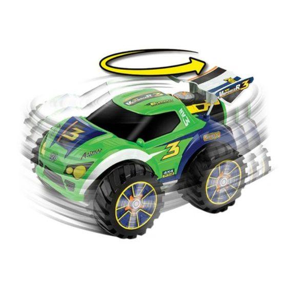 Nikko Nano VaporizR 3 kétéltű távirányítós autó  - Zöld