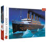 Trefl 10080 Premium Quality puzzle - Titanic (1000 db)